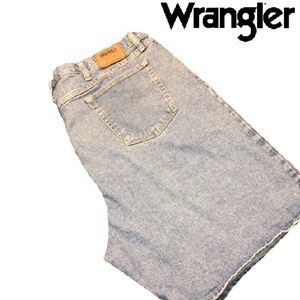 Wrangler Relaxed Fit Jean Shorts Men's Sz 46